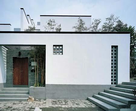 新中式建筑:现代与传统浑然天成