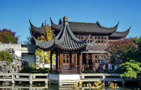 木材作为东方建筑的典型建筑材料,有着自己独到之处,在世界建筑史上